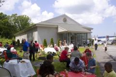 Pentacost, May 23, 2010